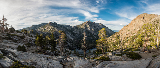 Eagle Lake in der Desolation Wilderness