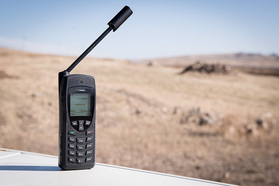 Iridium Satellitentelefon 9555
