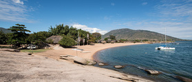 Cape Maclear am Malawisee