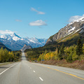 Herbststimmung am Glenn Highway