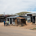 Street-Life in Lesotho