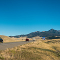 Interstate 90 – durch Montana