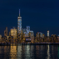 "Manhattan mit dem ""Freedom Tower"""