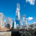 9/11 Memorial am Ground Zero