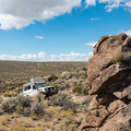 Offroad durch Nevada
