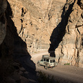 Durch den Titus Canyon im Death Valley