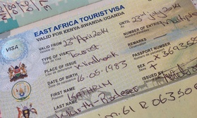 East Africa Tourist Visa