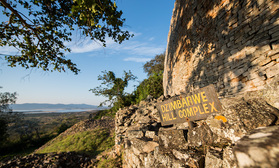 Great Zimbabwe Hill Complex
